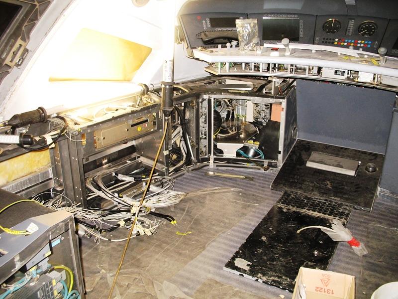 Instandsetzung / Reparatur  Unfallschaden ICE-3