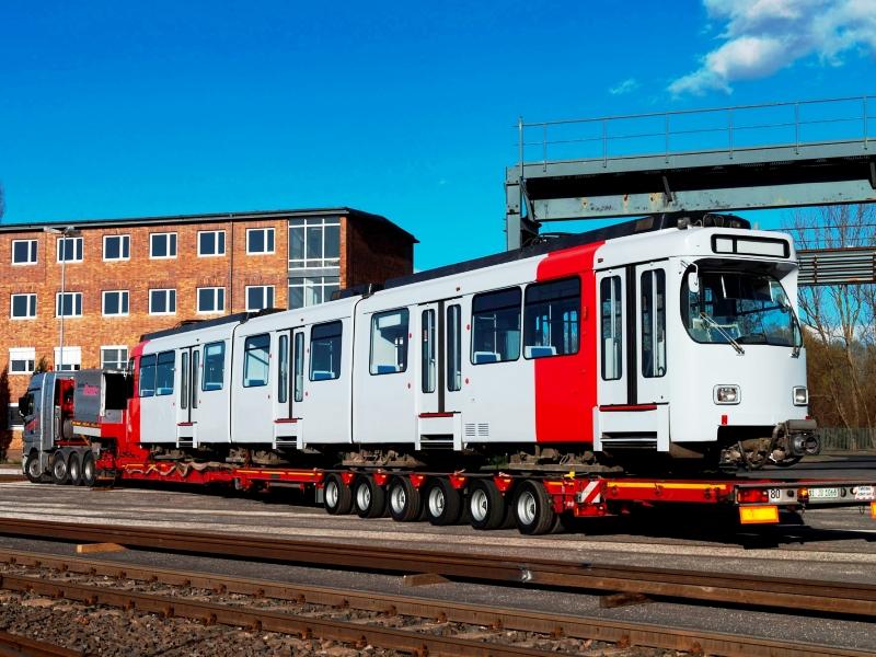 Modernisierung von 32 U-Bahnzuege vom Typ GT8SU